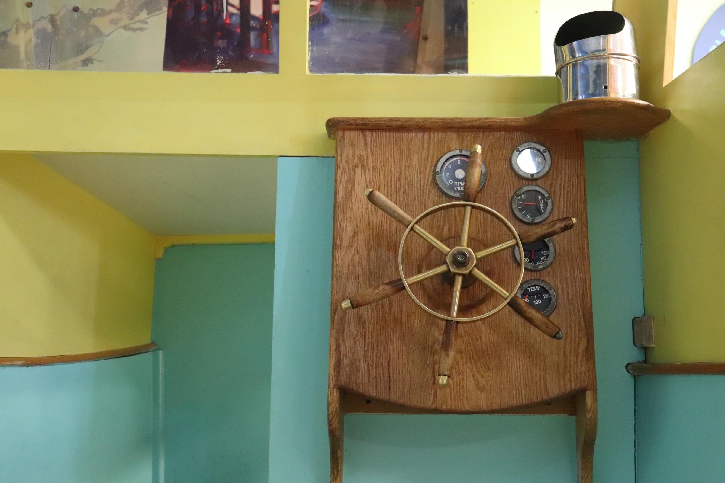 Wheel of Lobster Boat (Photo By Simone Verria).jpg