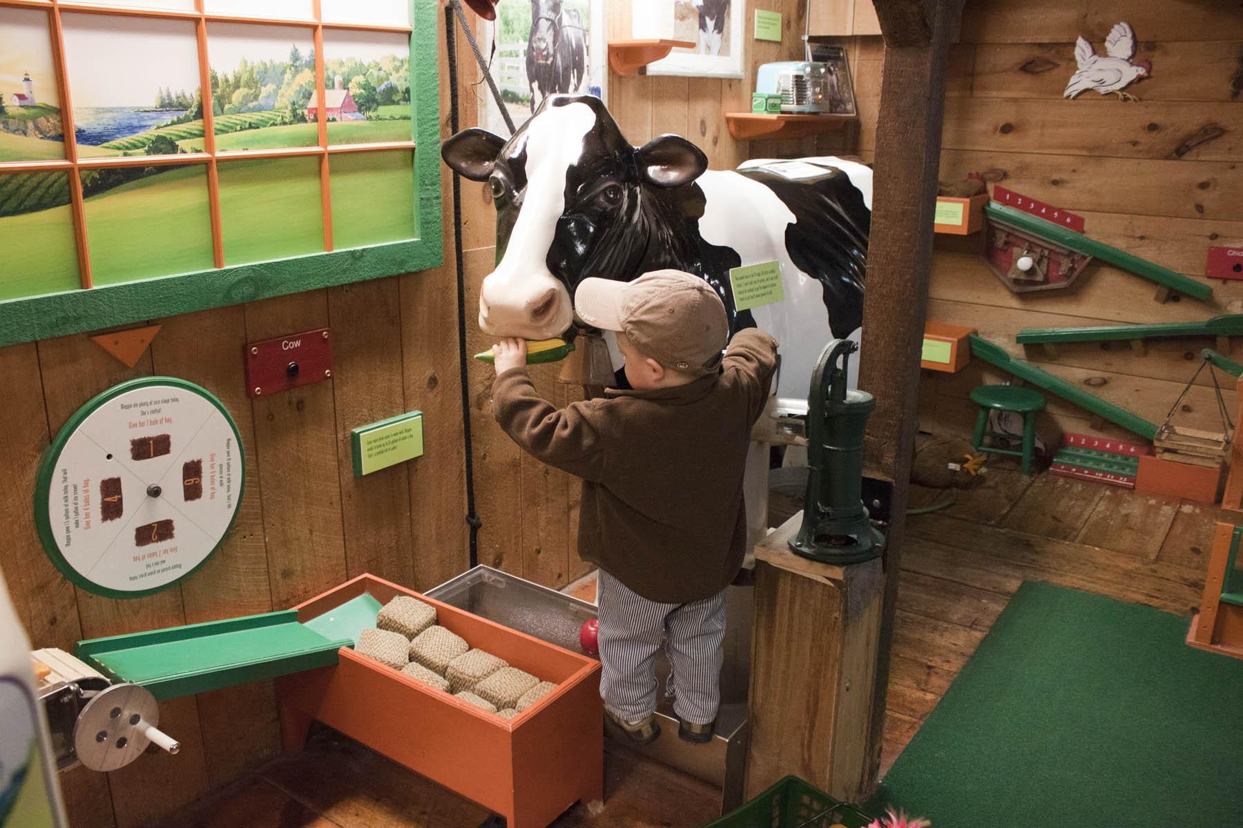 Child plays in Oakie Farms.jpg