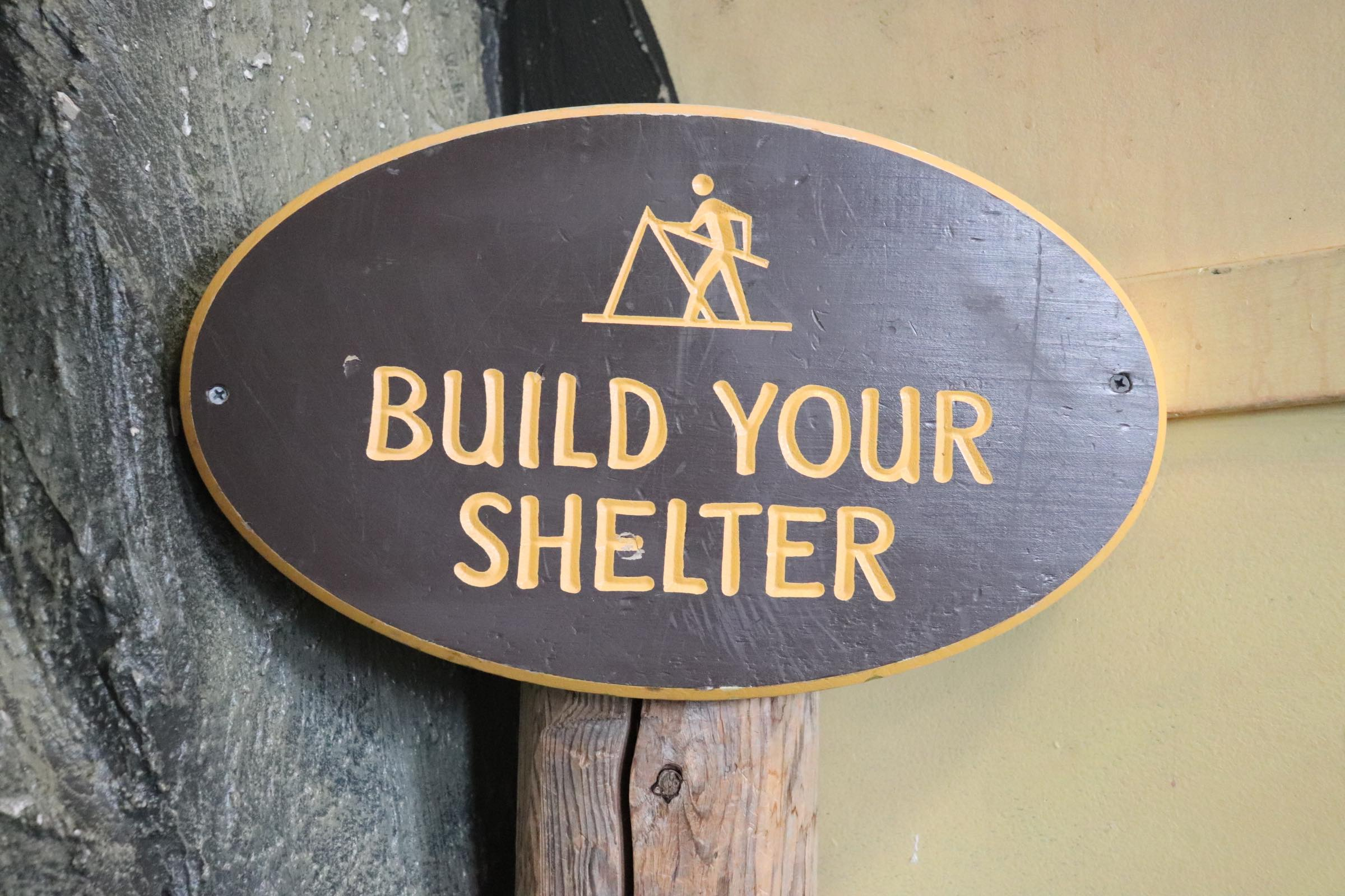 Build Your Shelter sign (Photo By Simone Verria).jpg