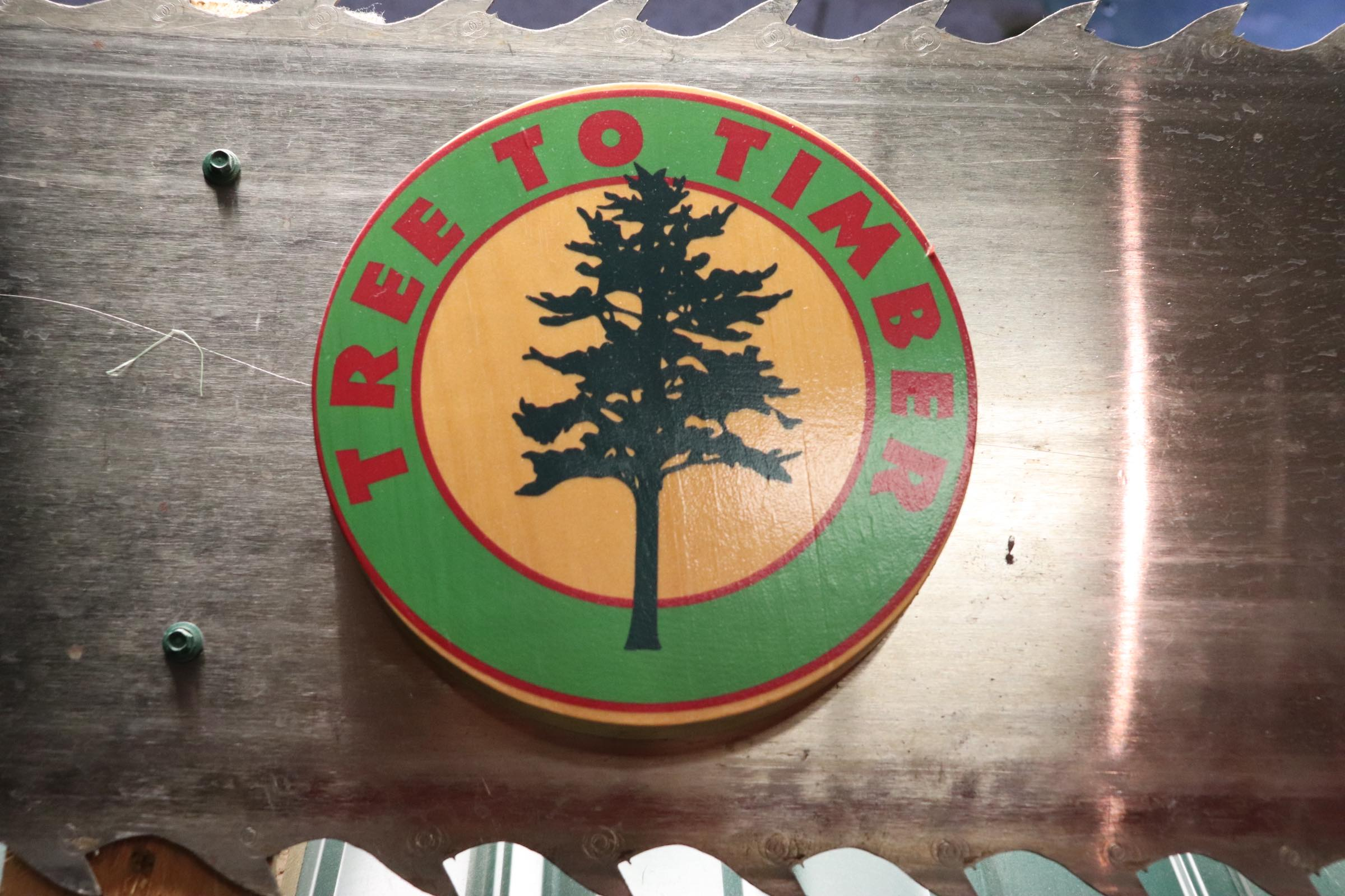 Tree to Timber sign (Photo By Simone Verria).jpg