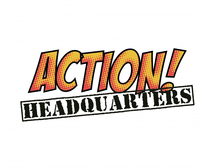 Action Headquarters, where you can become the hero Portland deserves!
