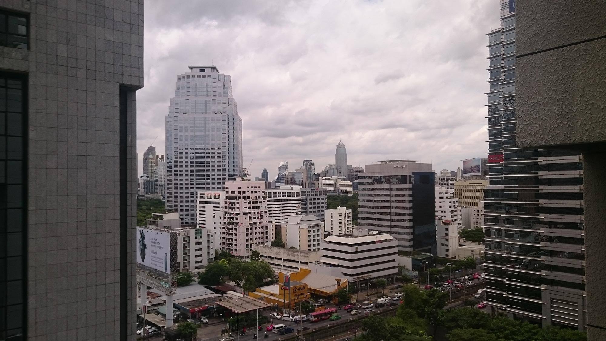Bangkok - wirklich eine äusserst spannende Stadt...