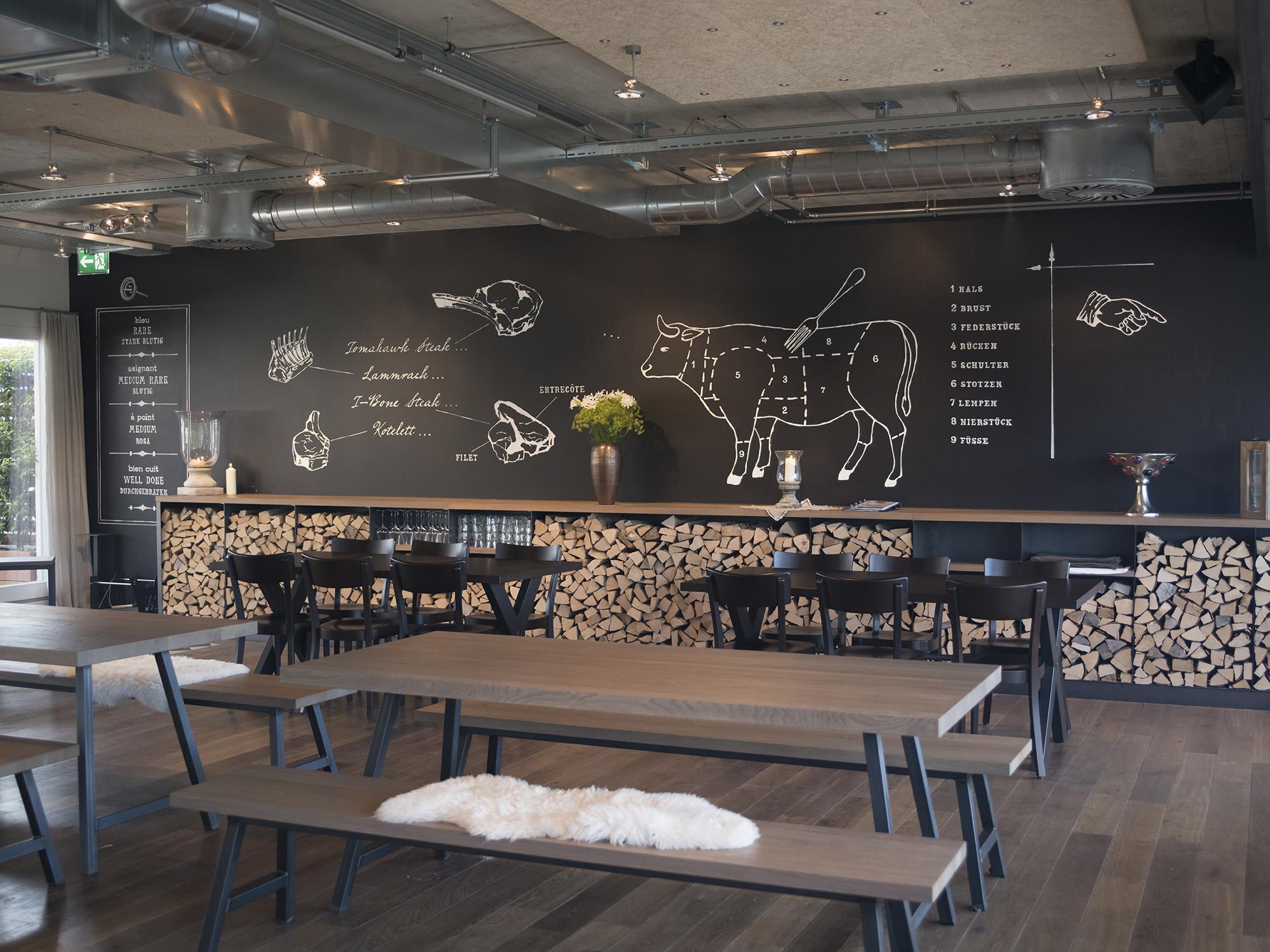 Restaurant Noa, Bern
