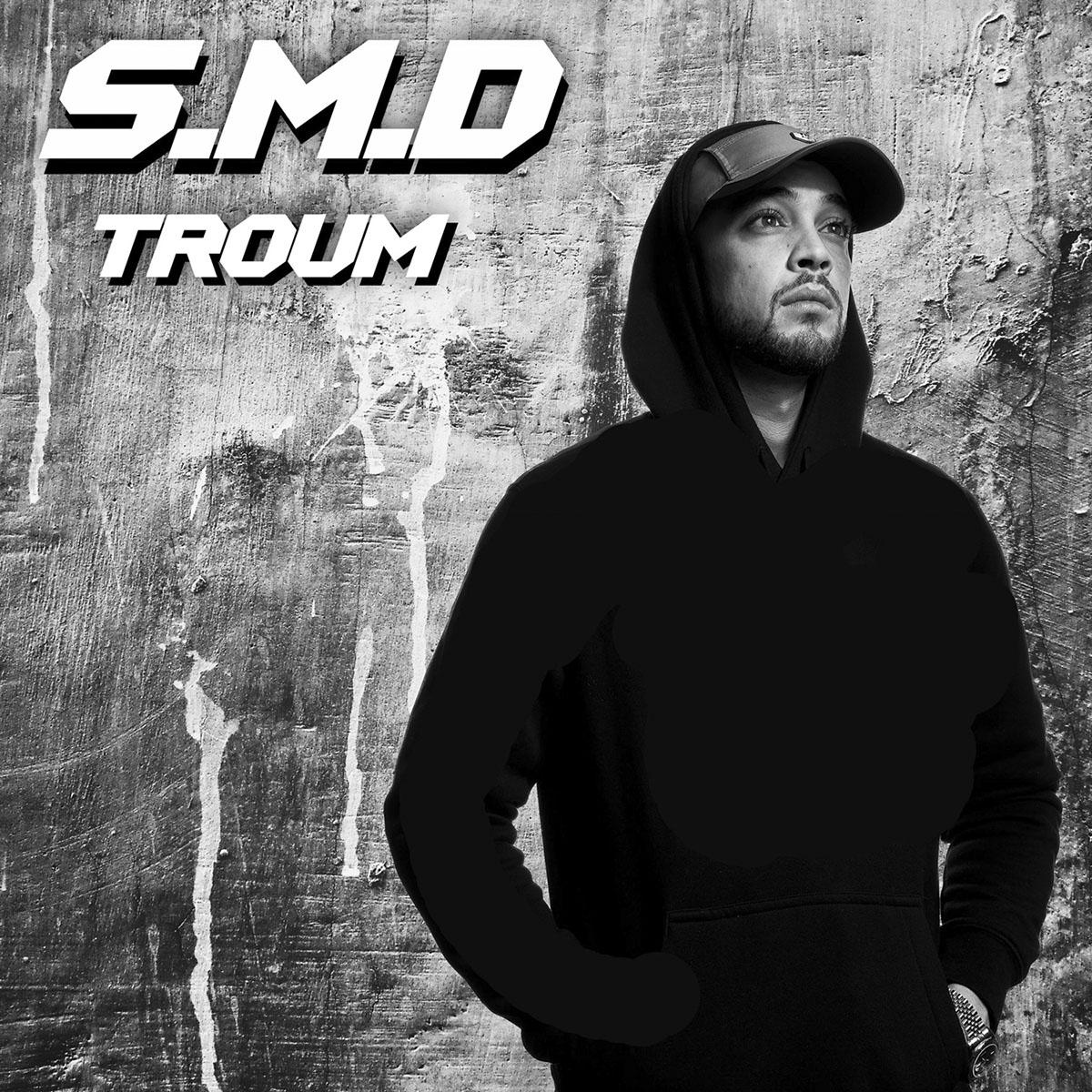 Das neue Cover für S.M.D
