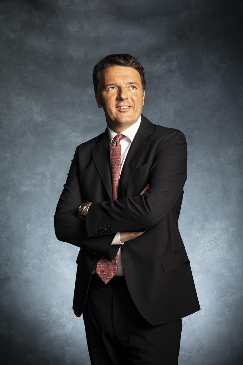 Matteo Renzi, der ehemalige Premierminister Italiens.