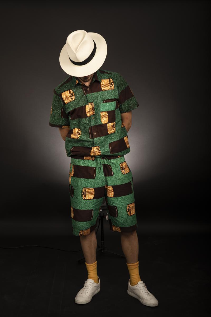 Was für ein cooles Outfit. Dodo war äusserst sympathisch und auch er nahm sich Zeit für ein paar coole Bilder. (Nummer 2 Portrait des Monats).