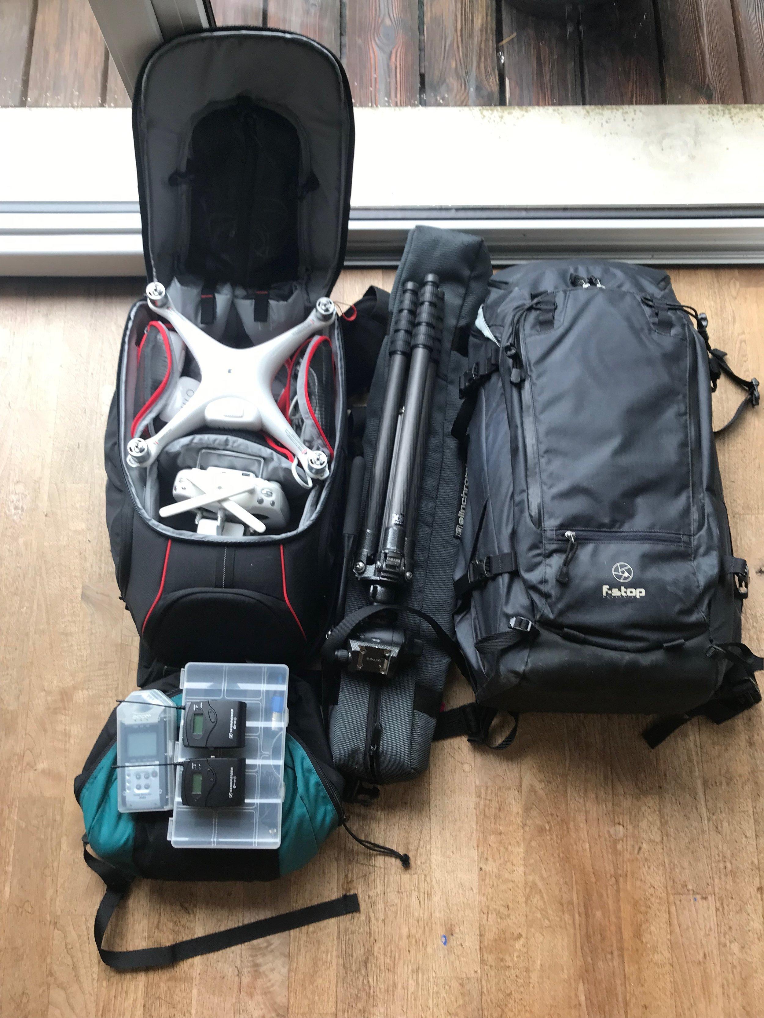 Meine Ausrüstung für die NORQAINER Matterhorn Challenge
