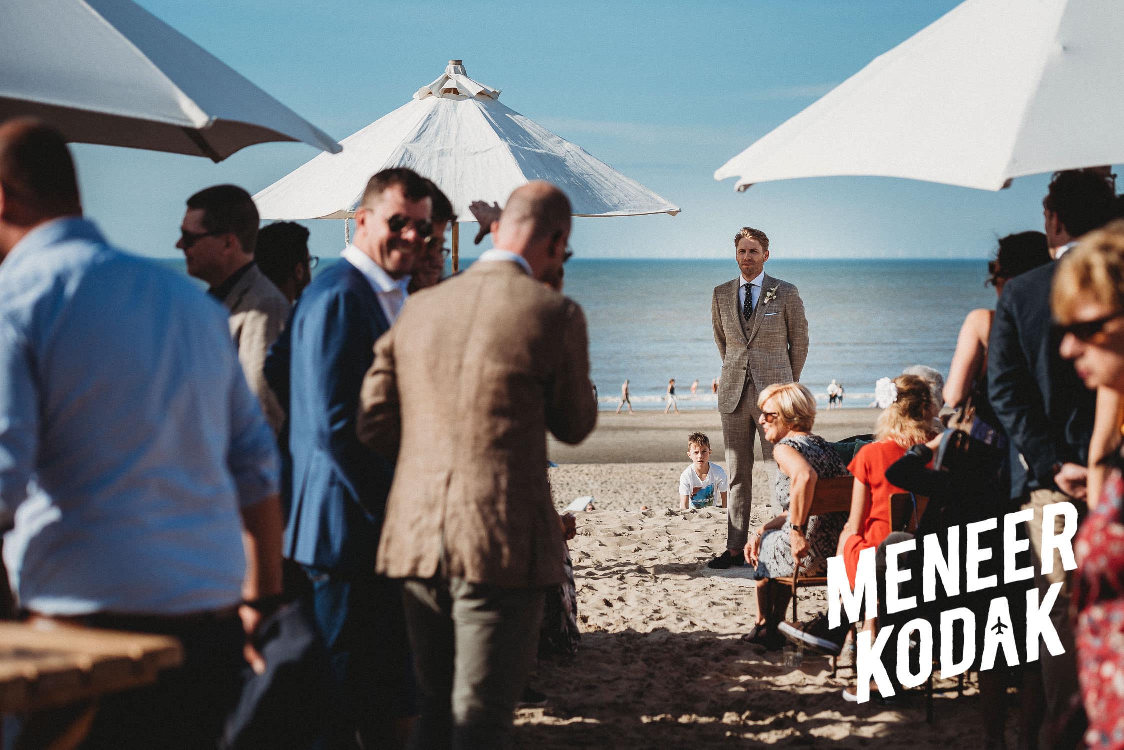 Meneer Kodak - Strandbruiloft - Noordwijk - K&A-078.jpg
