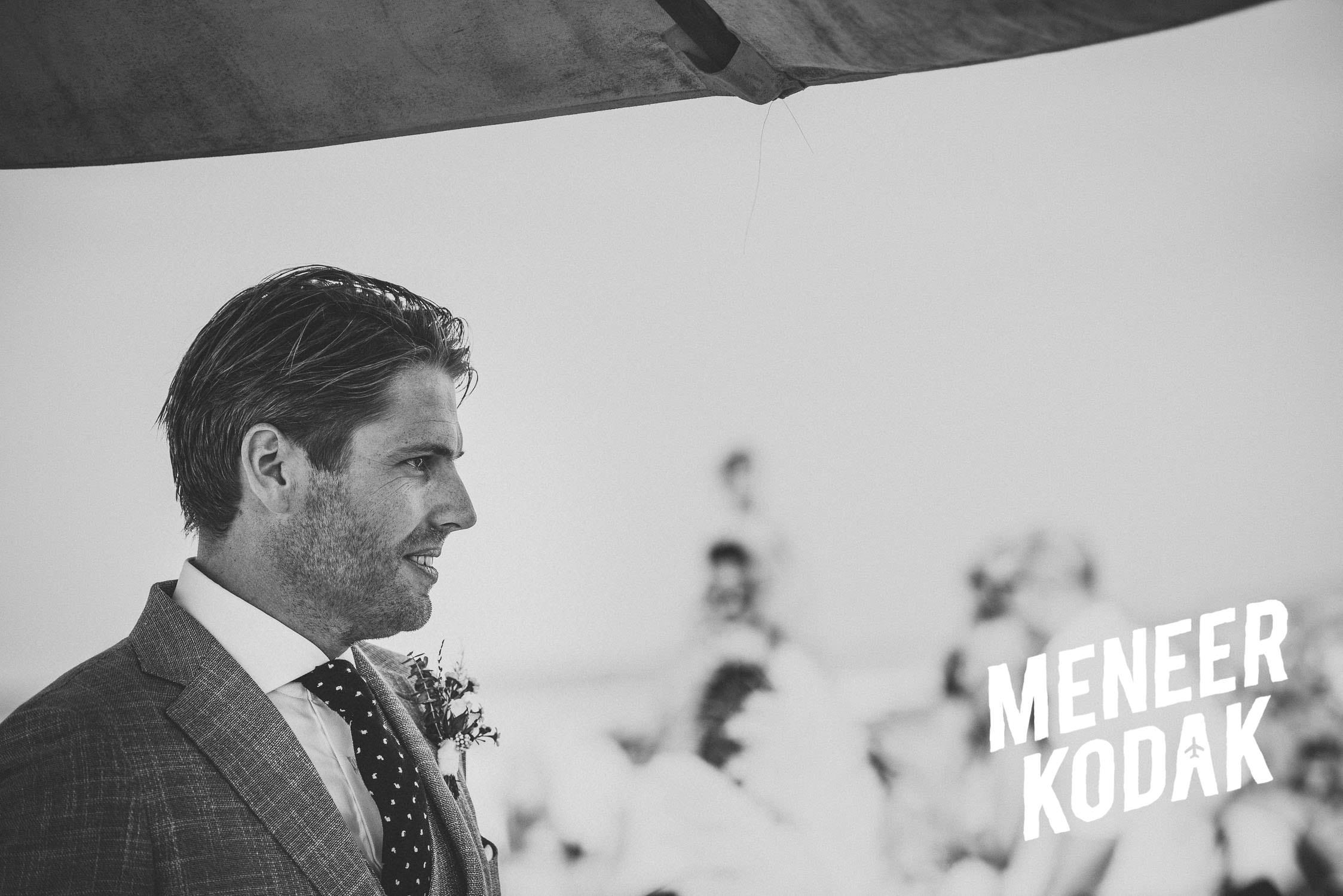 Meneer Kodak - Strandbruiloft - Noordwijk - K&A-081.jpg
