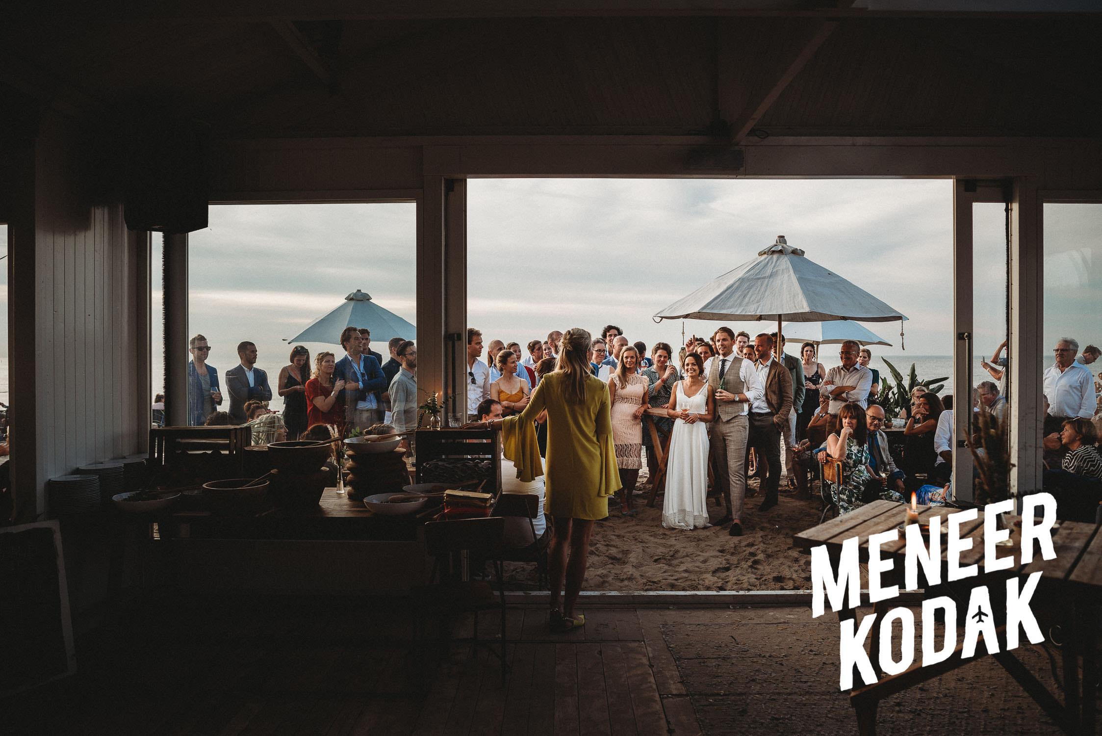 Meneer Kodak - Strandbruiloft - Noordwijk - K&A-117.jpg