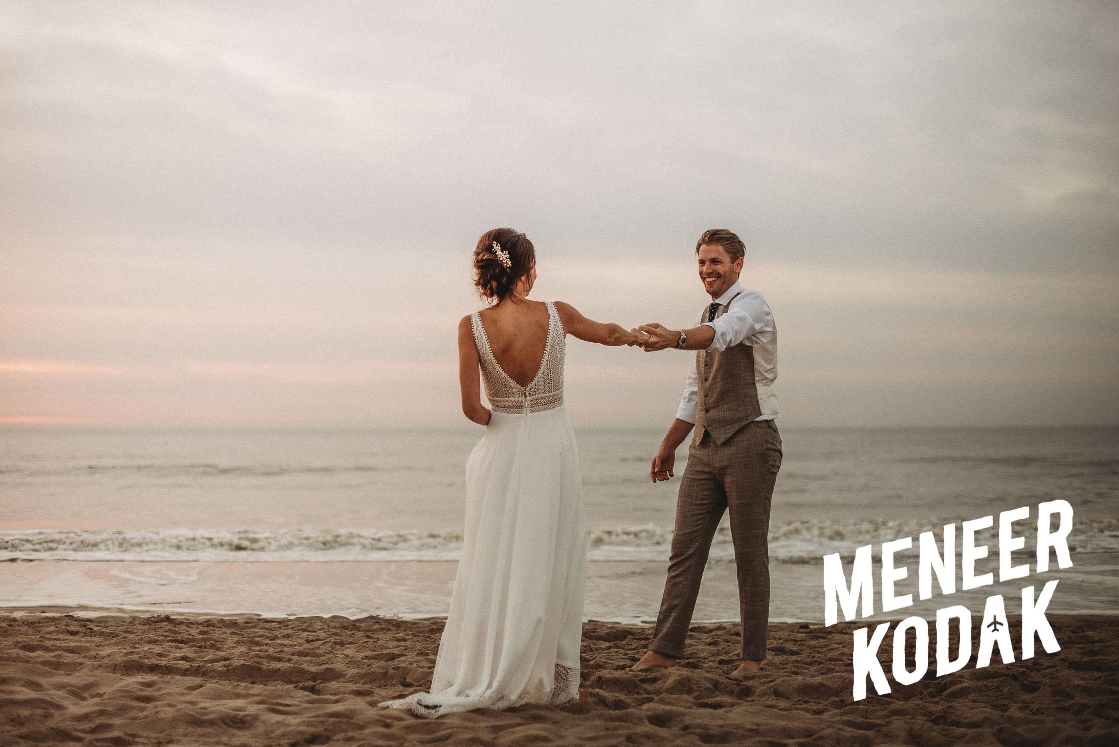 Meneer Kodak - Strandbruiloft - Noordwijk - K&A-128.jpg
