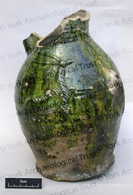 5000-1213 SF5471 Brandsby type jug with bridge spout and deer motif lw.jpg