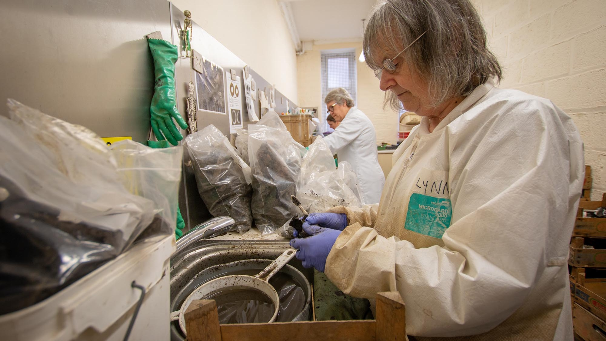 Volunteer - Explore the exciting opportunities to volunteer with York Archaeological Trust.More information →
