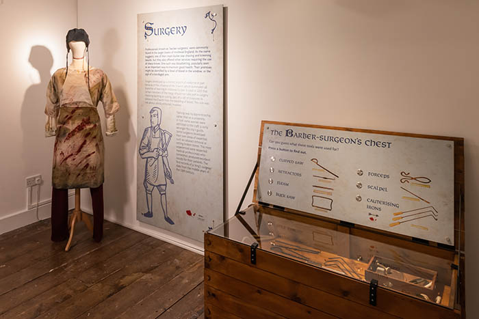 Medieval Medicine - Barber Surgeon