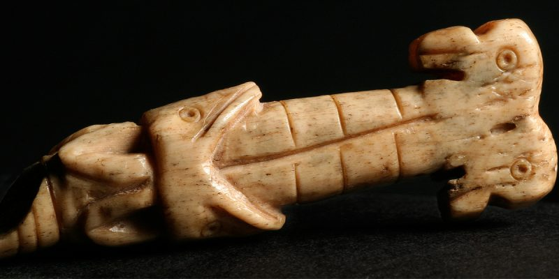 Bone tuning key found at Coppergate.