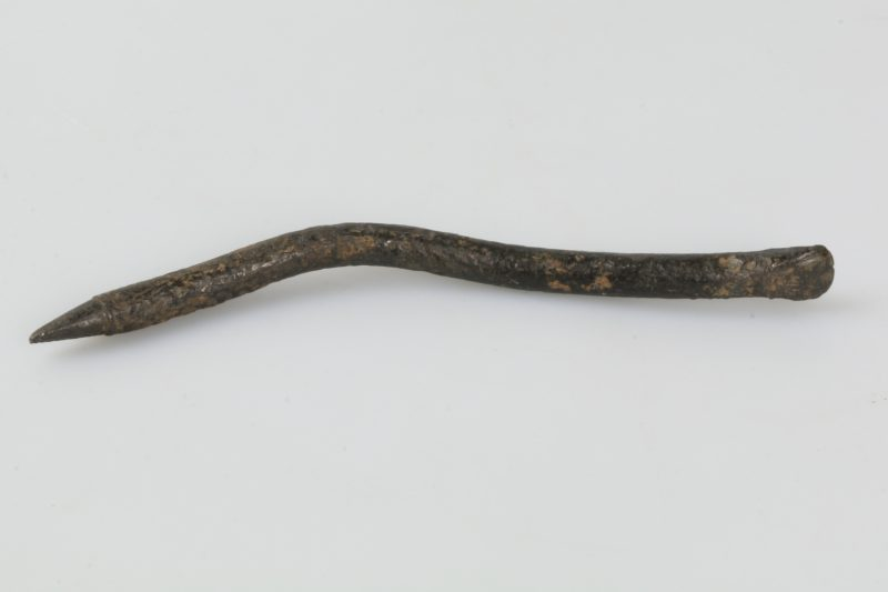 Lead alloy point