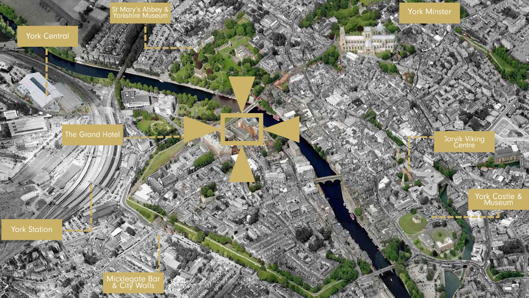Major City Centre development plans launched — York