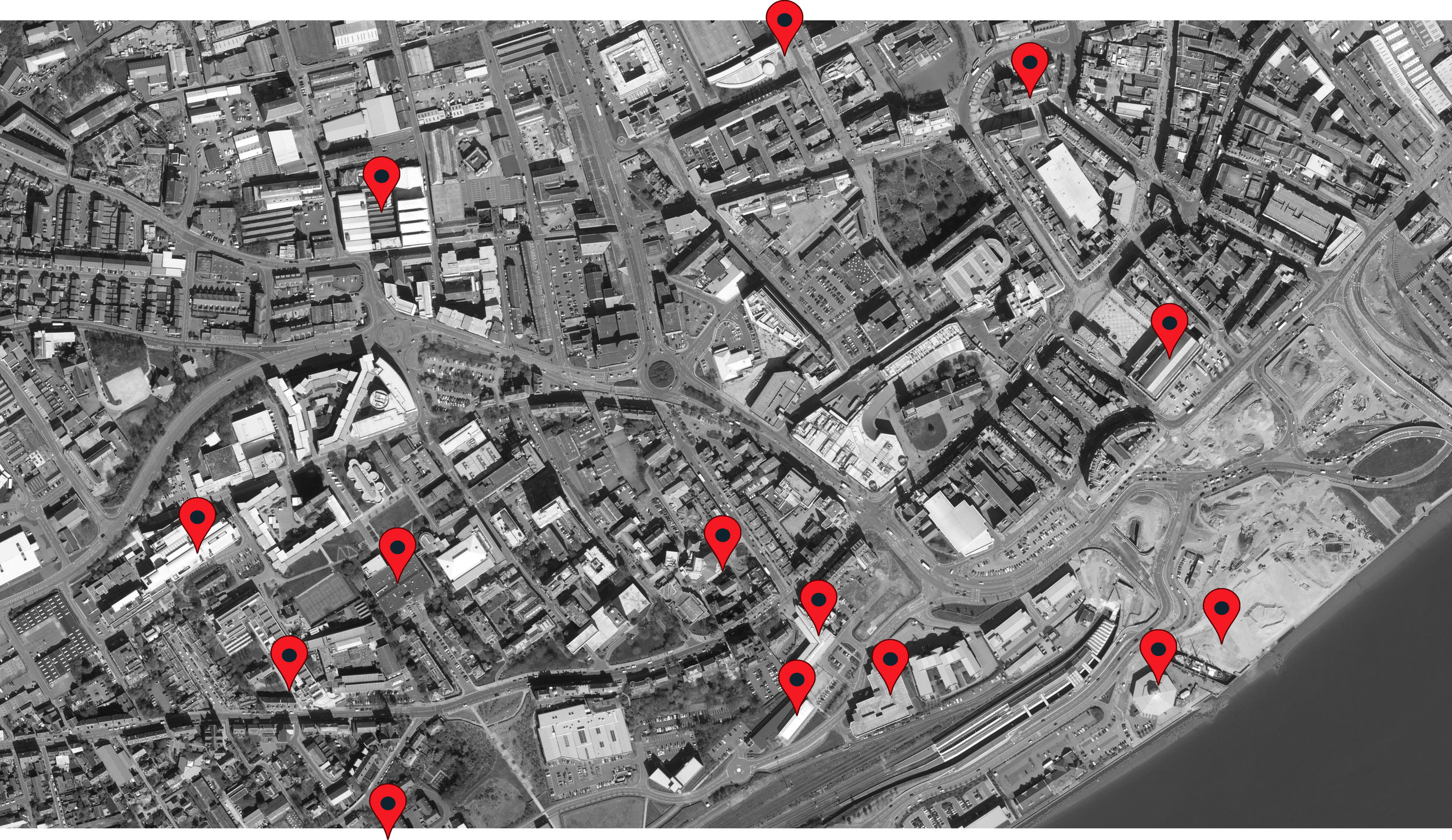 Venues Dundee ( Interactive Map Pending)