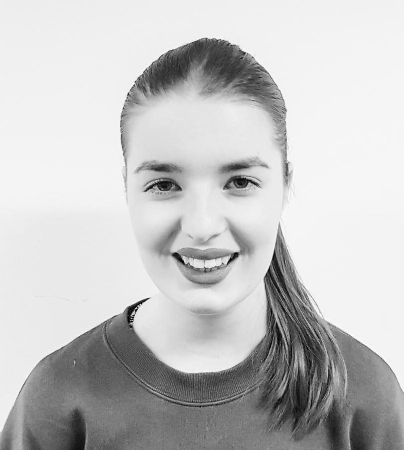 Meghan Brown - BA(hons) Performing Arts Student Year 1