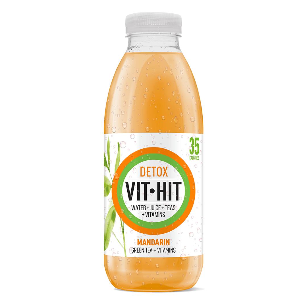 DETOX - Mandarin, Green Tea and Vitamins