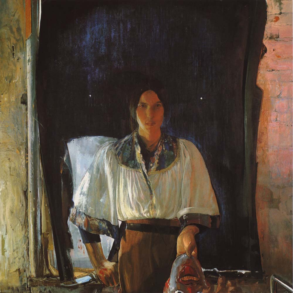 The Act of Judith | 1979 | 60x48 inches