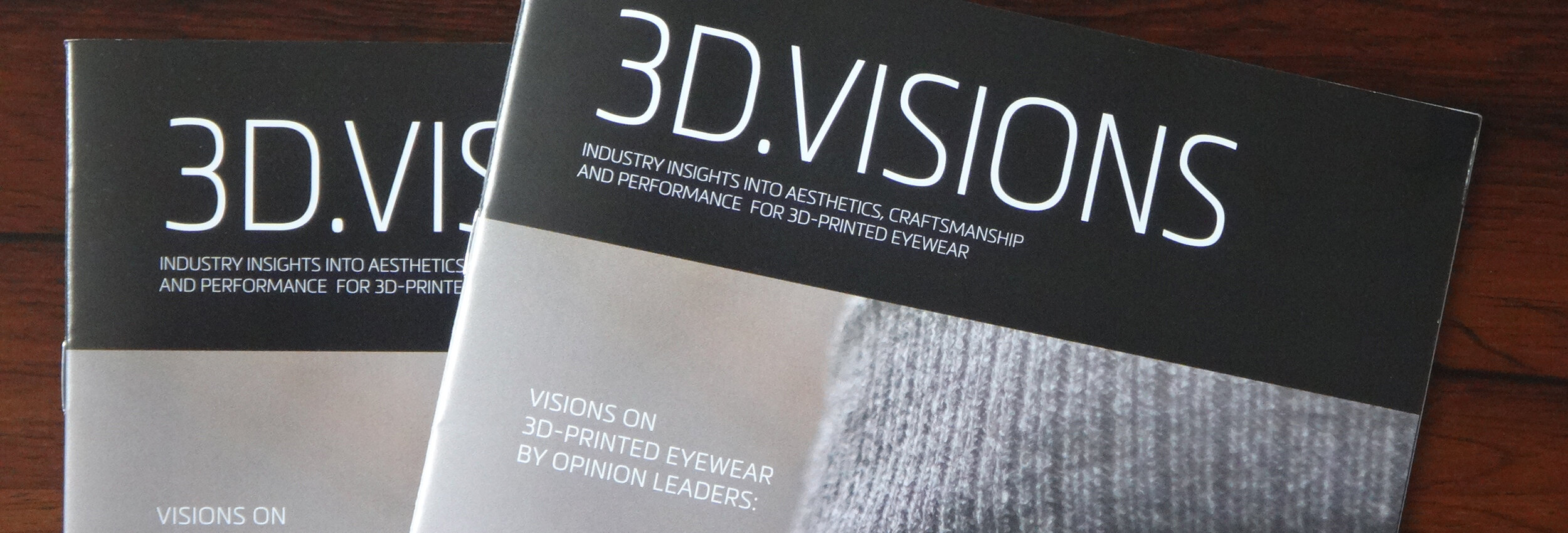 3D.VISIONS: PUBLICATION AND EXHIBITION FROM MATERIALISE (EN)