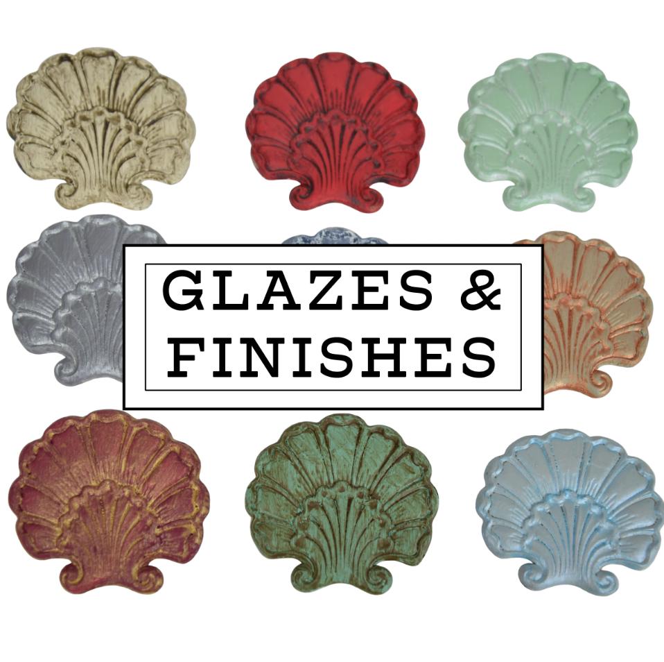 Glazes & Finishes