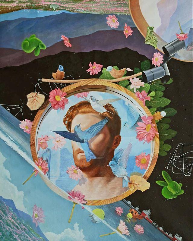 Wow - breathtaking artwork by Aiman! 🌼