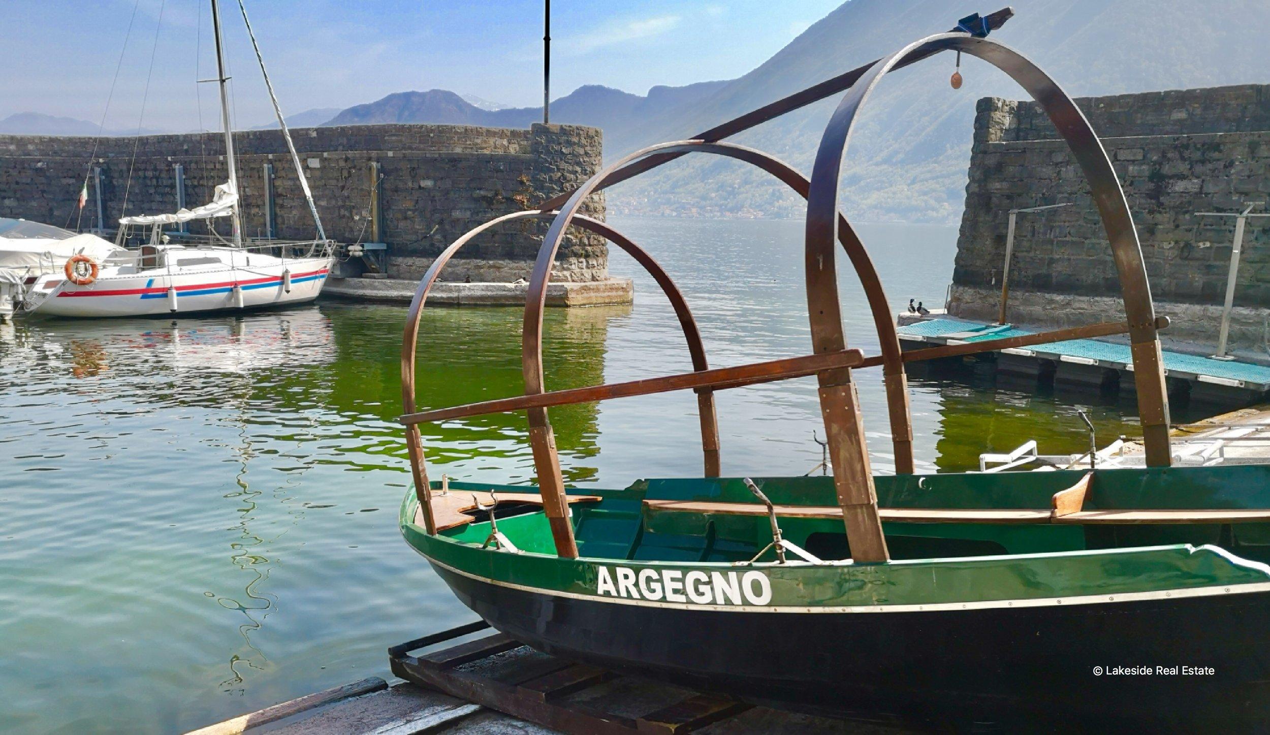 A Batèll in Argegno