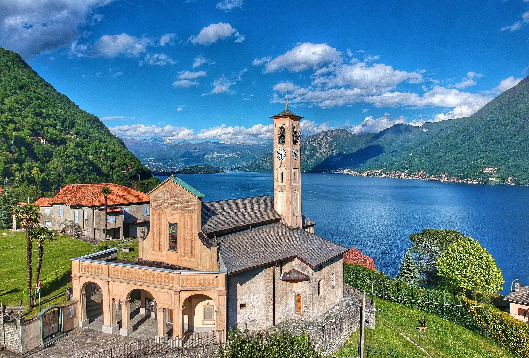 S. Sisinio Church (Piazzetta Donato Riccillo). Image by Valerio Carletto
