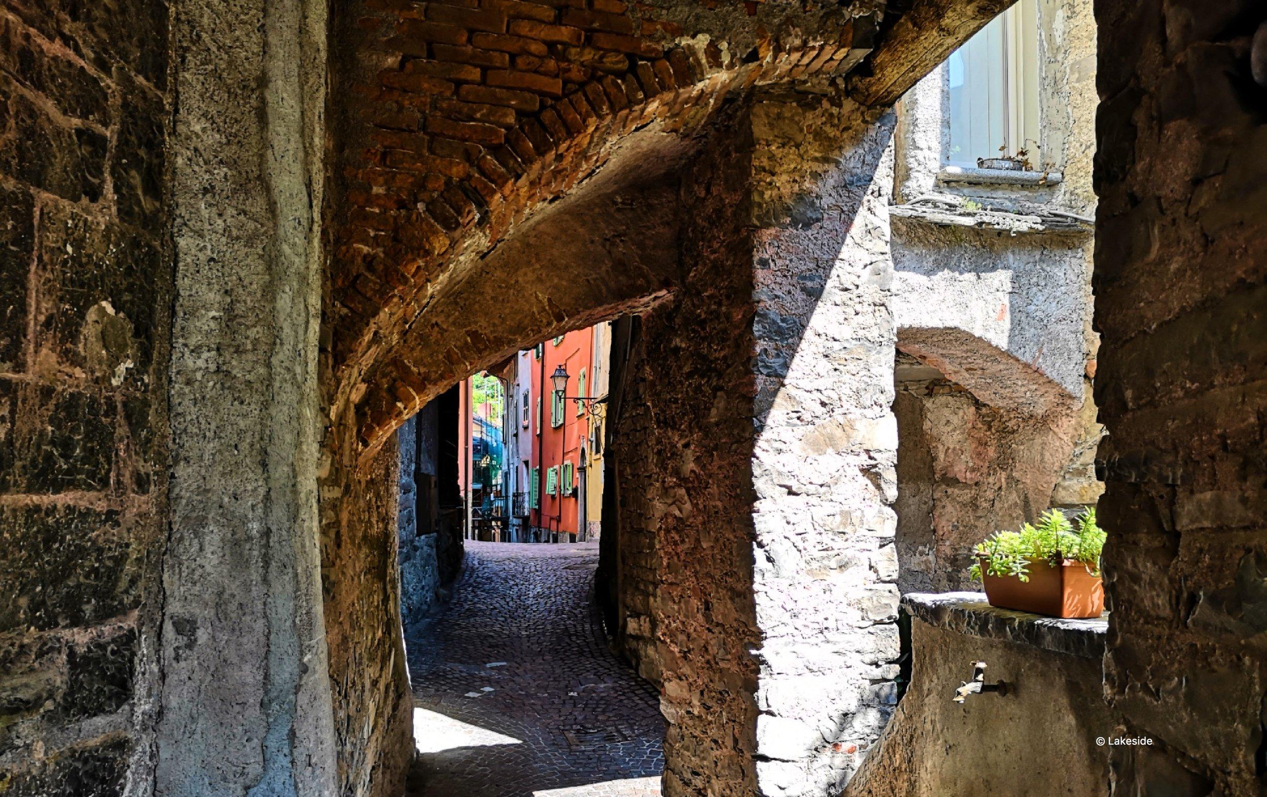 argegno historical center