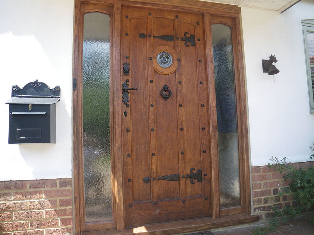 Internal and External Doors -