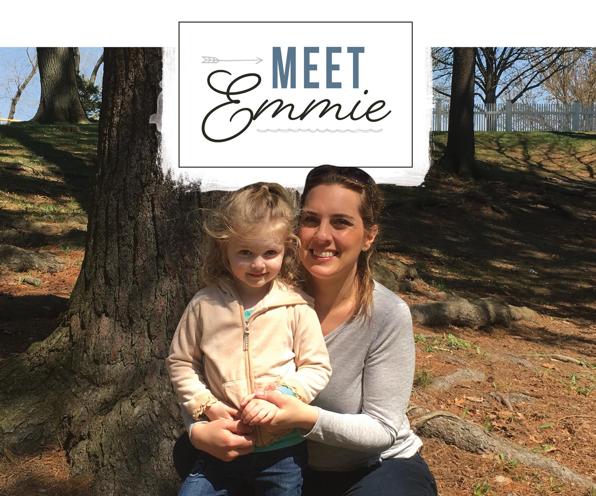 Hopeful mom through adoption Emmie