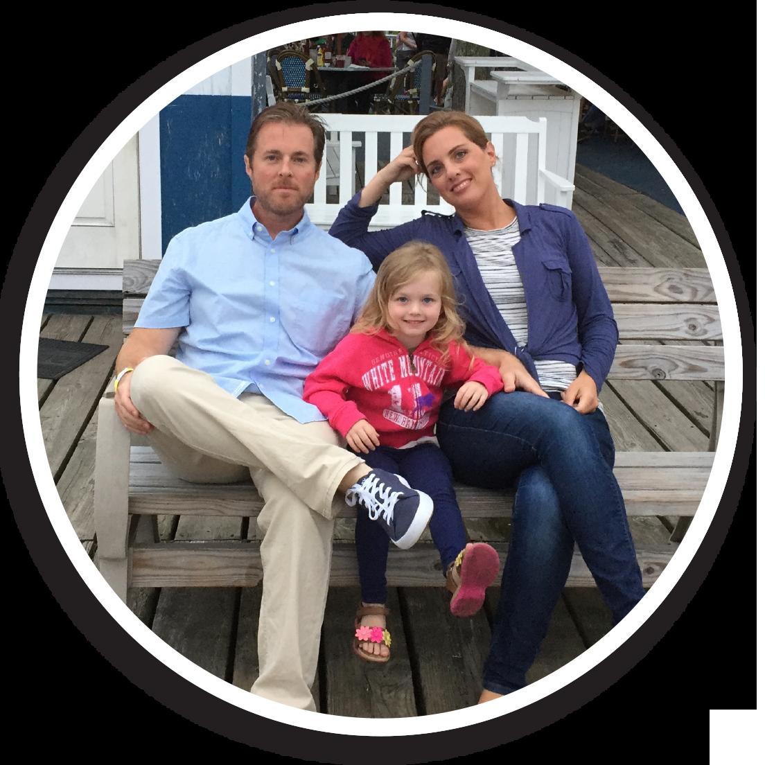 Loving family of three hoping to grow their family through adoption