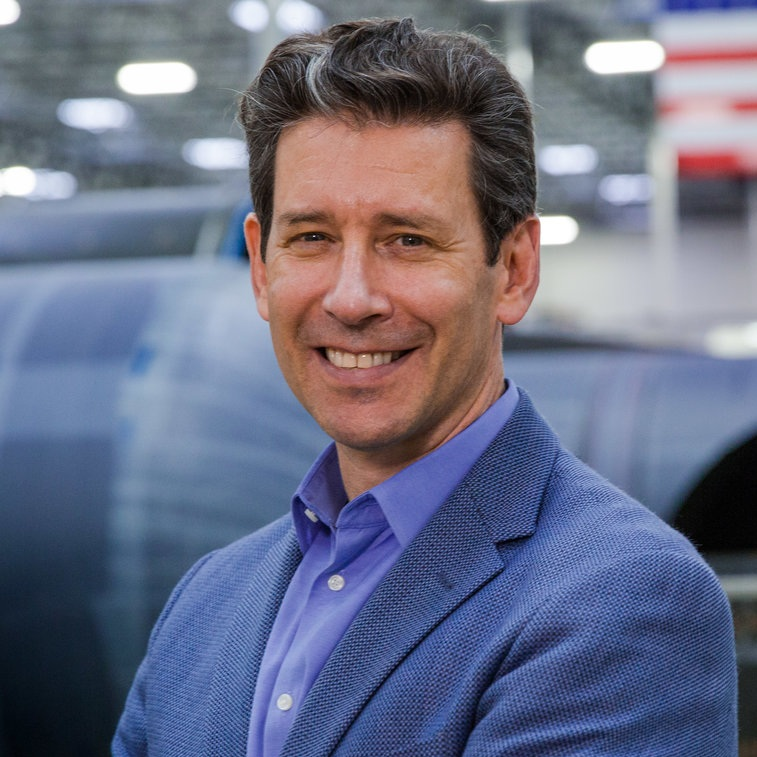 Dan Hart   President and CEO  Virgin Orbit