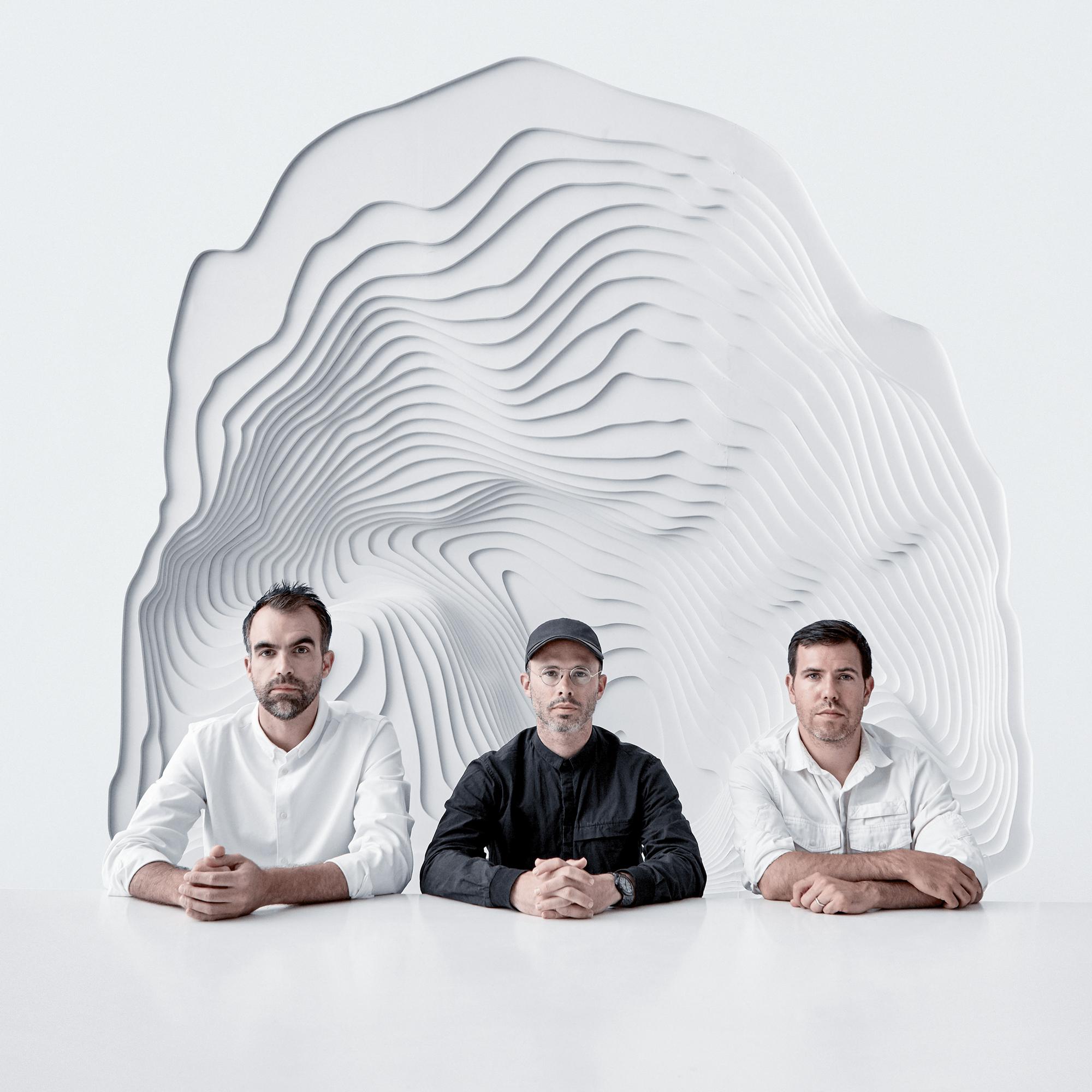 Alex Mustonen, Daniel Arsham, Ben Porto