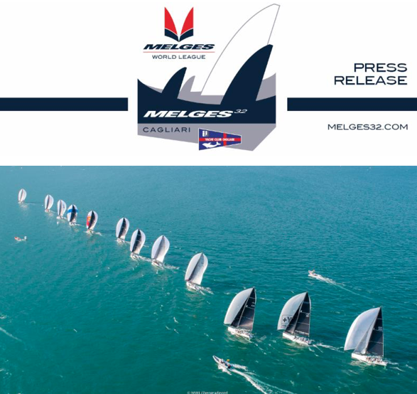 2018 Melges 32 World League, European Division - Cagliari