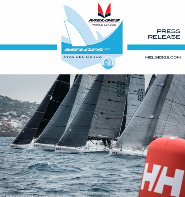 2018 Melges 32 World League, European Division - Riva del Garda