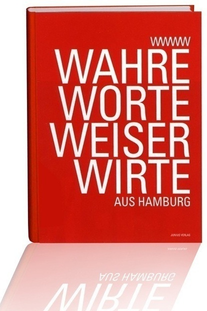 Das Kultbuch aus Hamburg ist zurück. - Eine Verneigung vor einem unterschätzten Beruf und eine Hommage an das Hamburger Nachtleben.