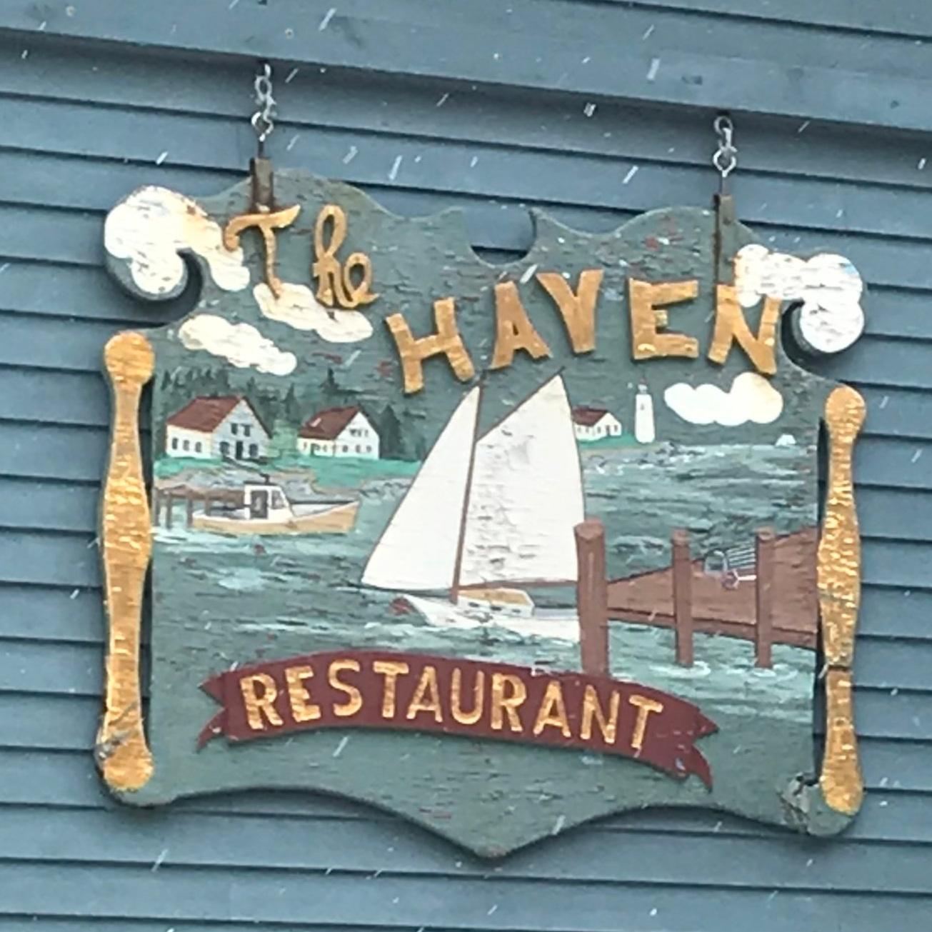 The Haven Restaurant, Vinalhaven