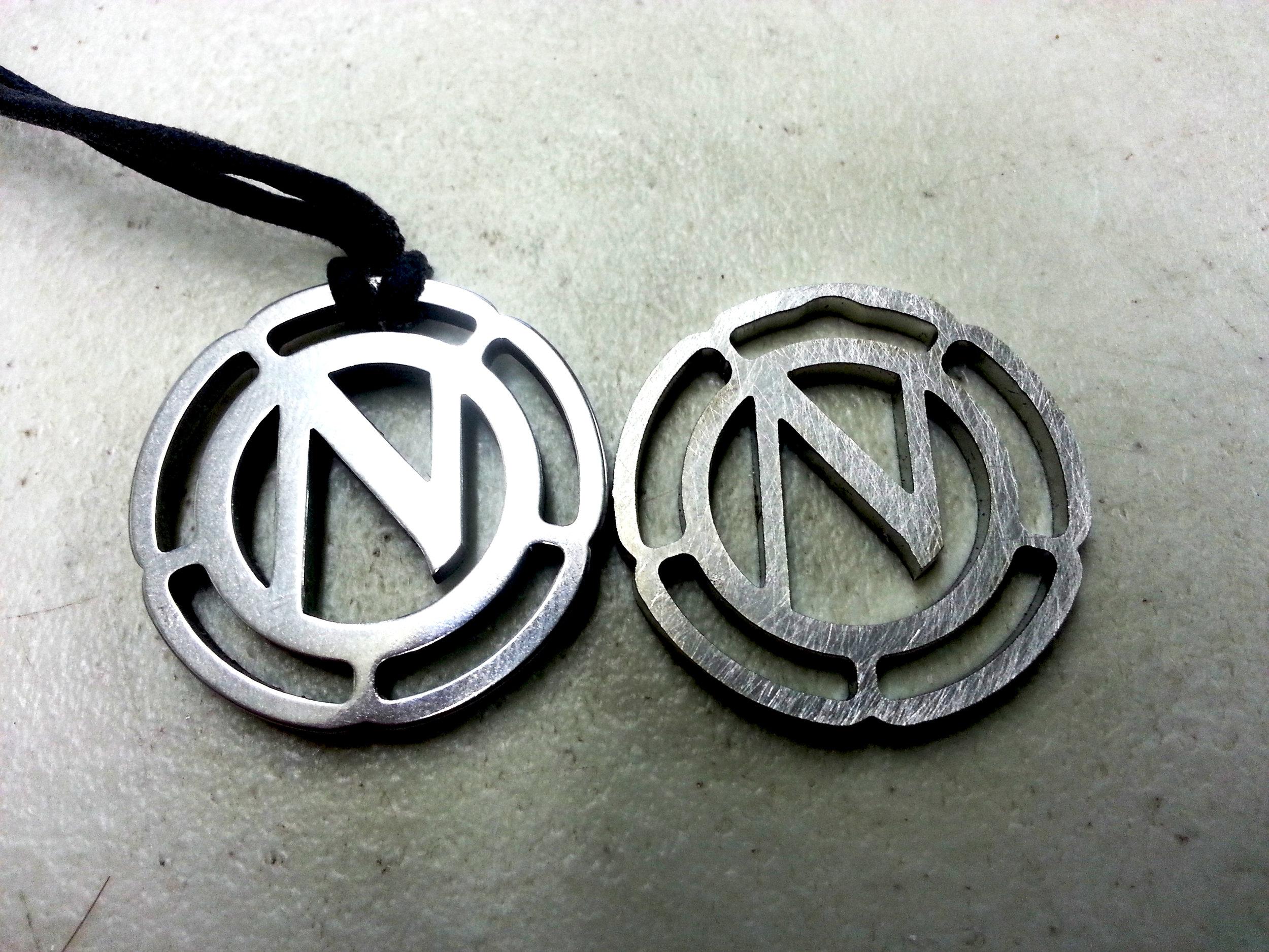 Ninkasi Brewing Talisman Necklaces
