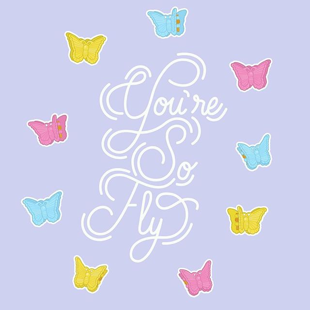 seriously considering bringing butterfly clips back into my life 🦋✨ ⠀⠀⠀⠀⠀⠀⠀⠀⠀ ⠀⠀⠀⠀⠀⠀⠀⠀⠀ ⠀⠀⠀⠀⠀⠀⠀⠀⠀ ⠀⠀⠀⠀⠀⠀⠀⠀⠀ #etsy #etsyuk #illustration #etsyseller #etsystore #flatillustration #vectorillustration #digitalart #instaartist #createeveryday #vectorart #bristolgirlbosses #illustrationart #illustrationoftheday  #weloveillustration #ukillustrator #illustrationoftheday #etsylove #shoplocalbristol #bristoletsyteam #womenofillustration #90saesthetic #butterflyclip #90s #butterflyclips #90sfashion  #typelove #handlettering #handdrawntype #goodtype