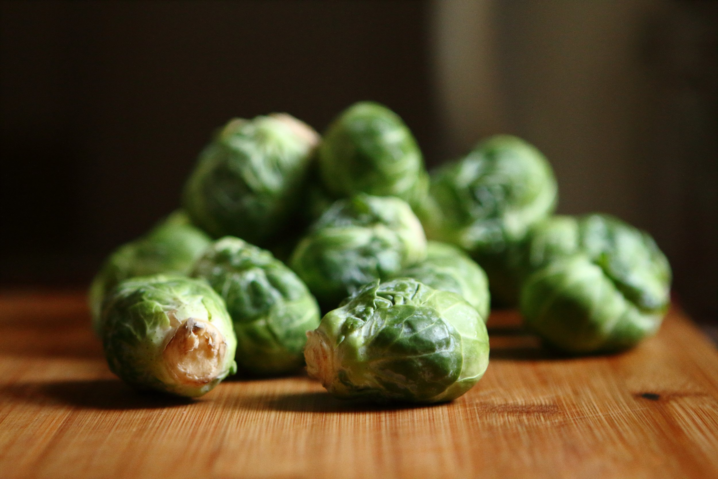 """We've always heard """"eat your brussels sprouts""""...and it's true!"""