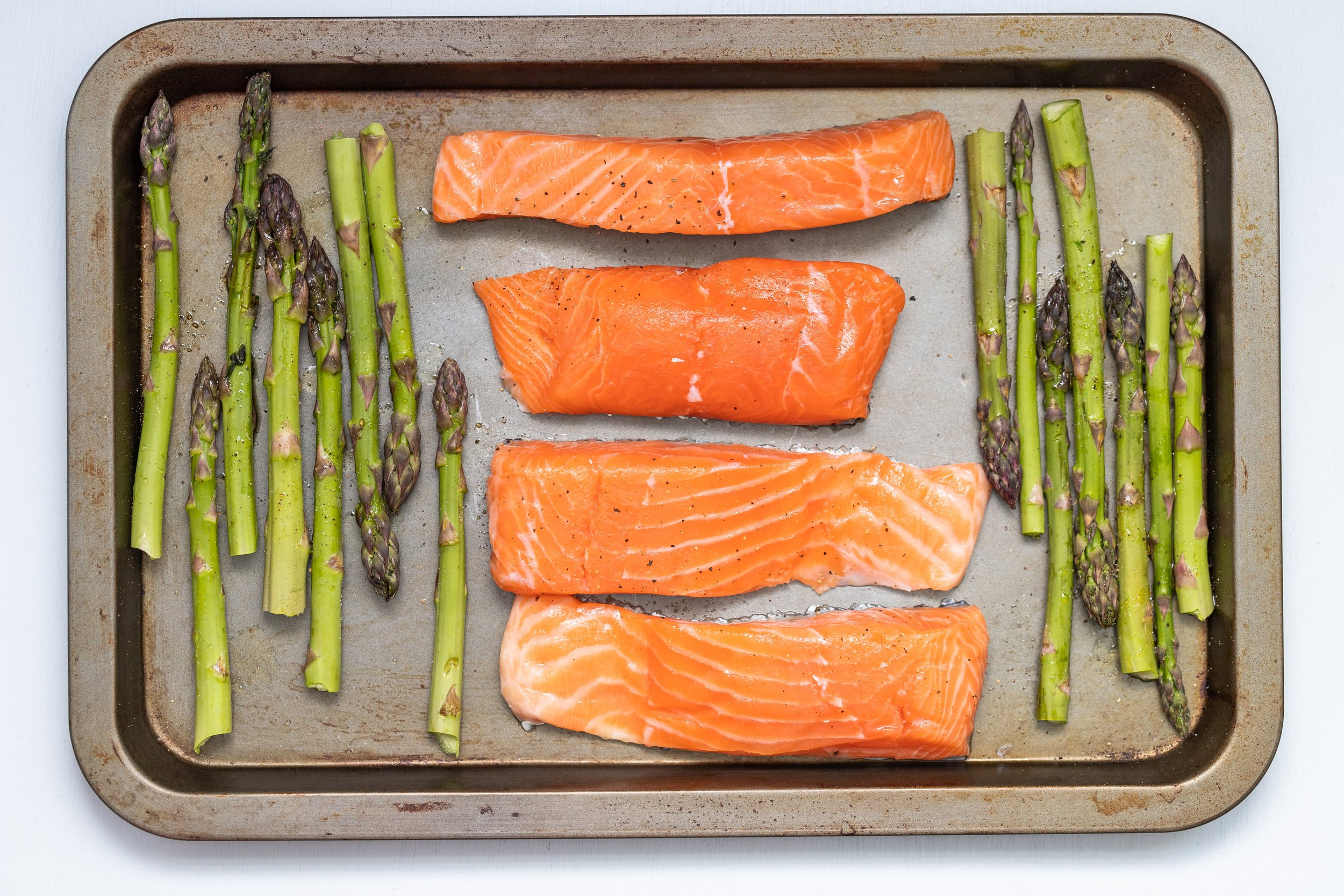 Wild salmon contains omega 3's which reduce inflammation and are good for the nervous system. Make sure it's wild and not farmed salmon.