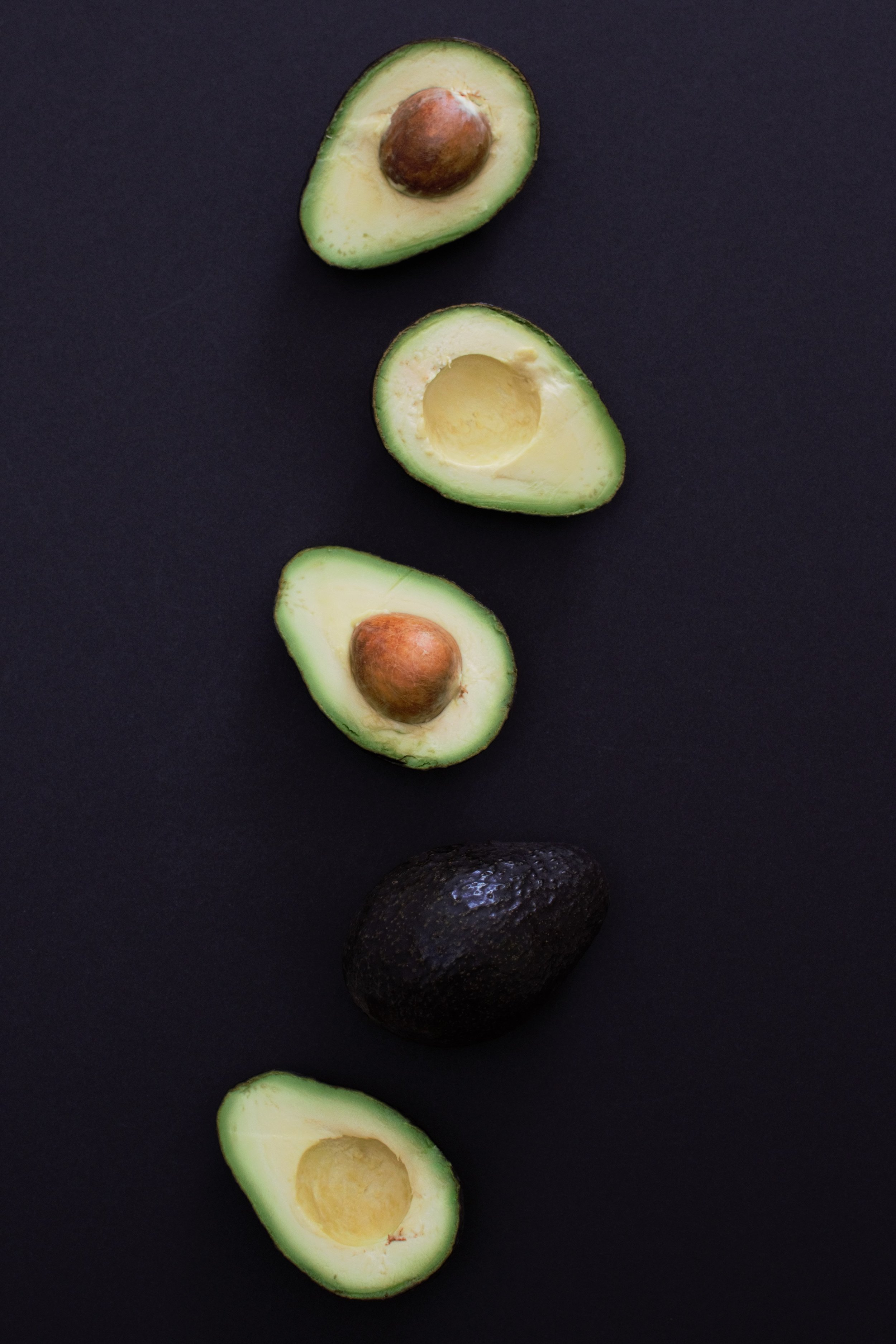Avocados are a superfood. Healthy fat, B vitamins, magnesium…
