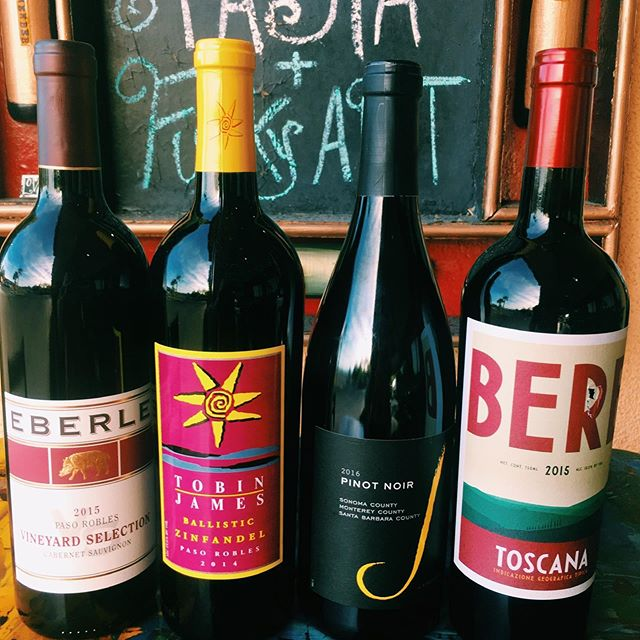 Two for Tuesday's means buy one get one free on ALL glasses of wine! See you tonight. 🍷🍷🍝 #pastashoplv #destinationhenderson