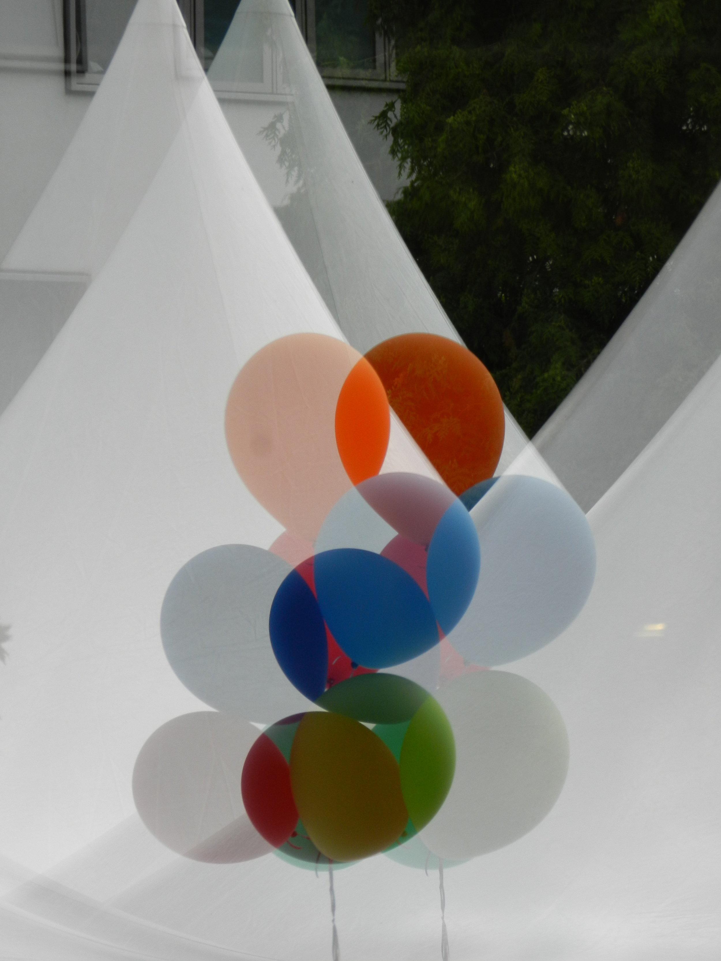 »Spiegelung X« Fotografie, unbearbeitet