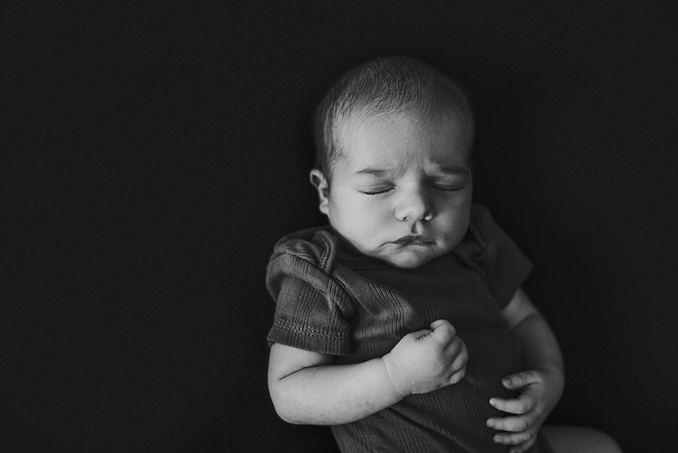 Vermont newborn photographer