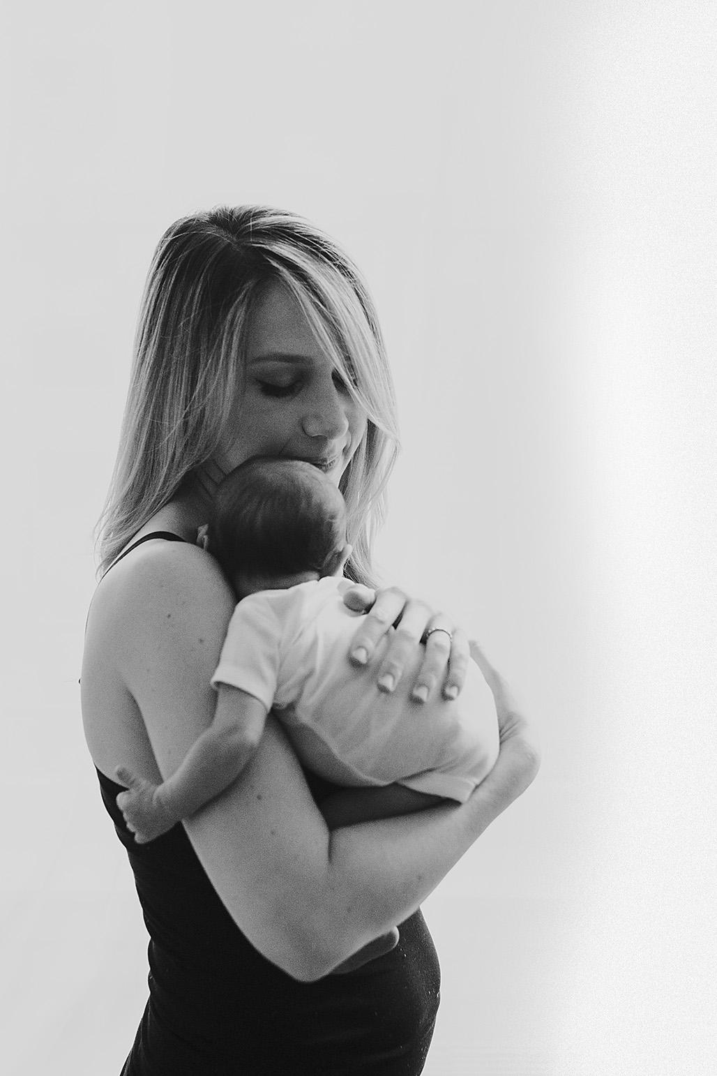 New York City newborn photographer/Eve's newborn session