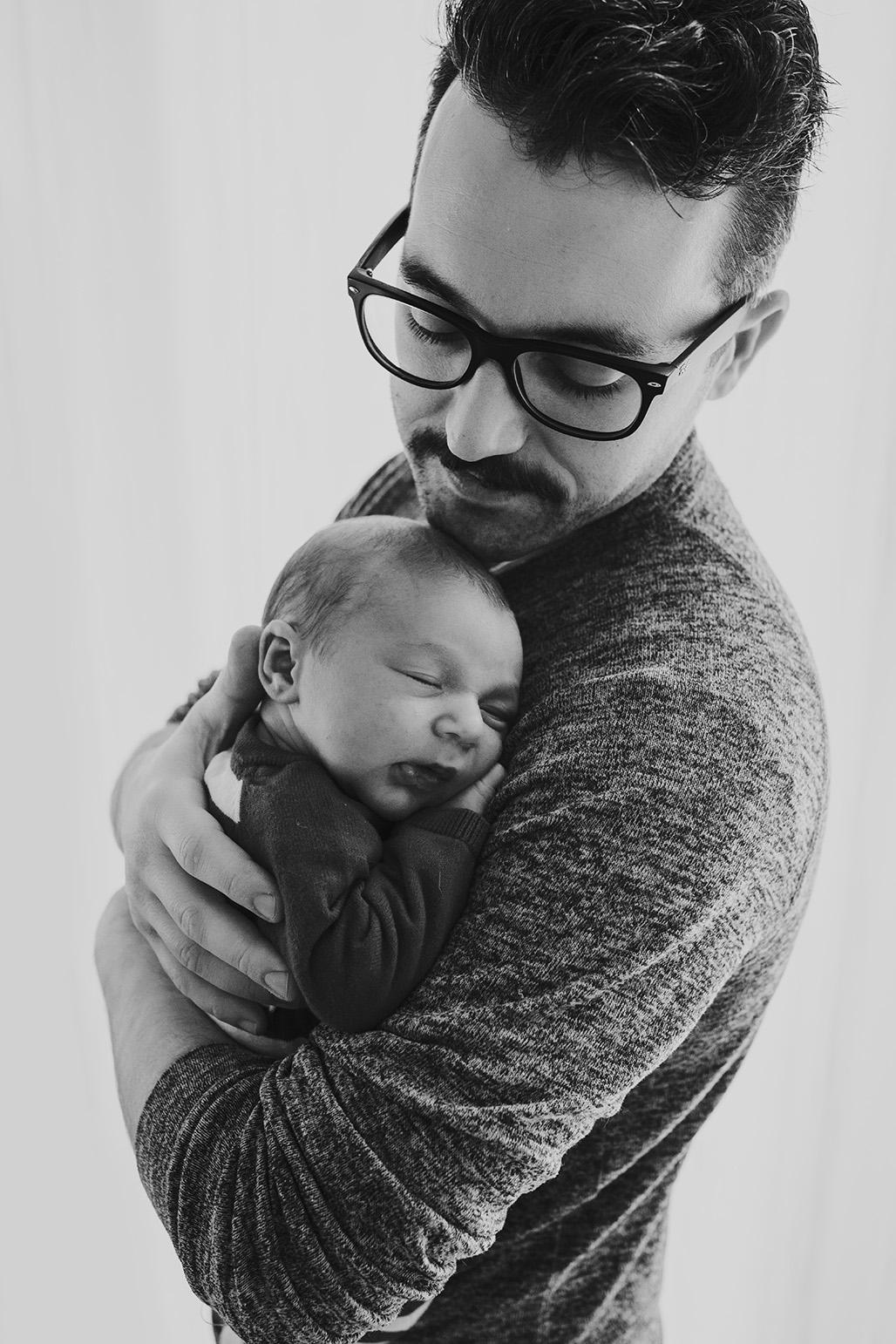 Vermont newborn photographer / Felix newborn session